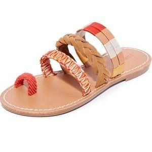 Soludos Multi Bracelet Sandal